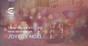 joyeux noel EDICAD